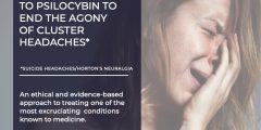 OPIS policy paper on legalising psilocybin for cluster headaches